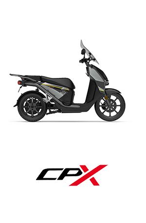 CPX bike