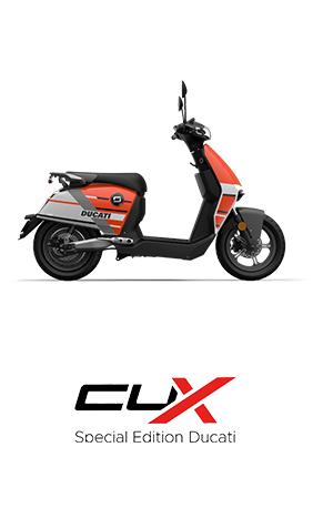 CUX Ducatti bike